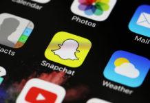 Snapchat ban Bitcoin
