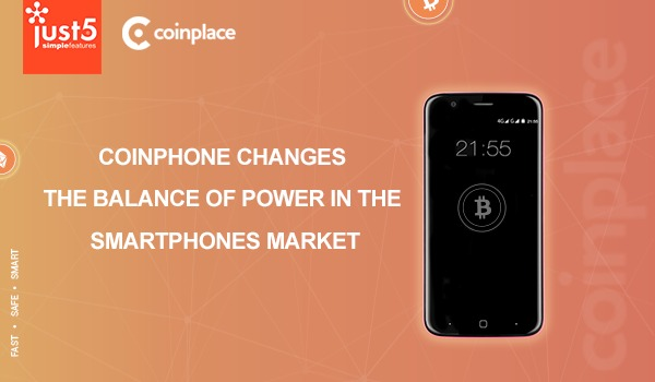 Smartphones Come to a New Level - Coinphone