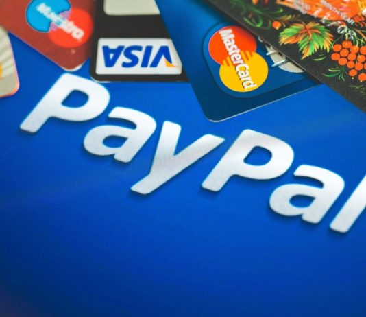 PayPal cryptocurrency warning
