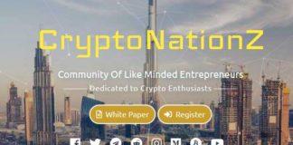 CryptoNationZ ICO
