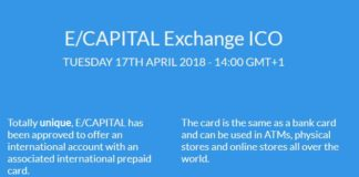 ECAPITAL.CO ICO