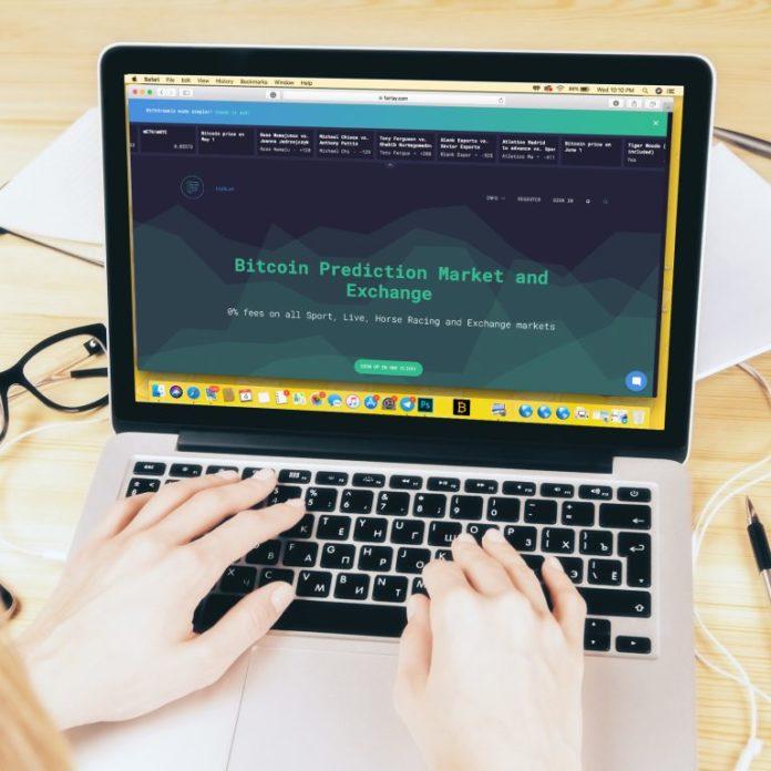 Does bitcoin market work like forex markets