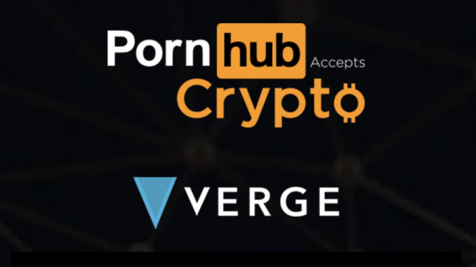 Pornhub accepts Verge
