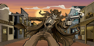 Shooting started in Crypto-Wildwest