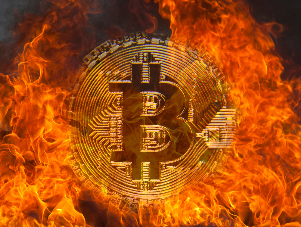 Why A Crypto Miner Burns 12 Of His Profits The Bitcoin News