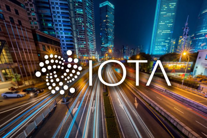 IOTA Price Notes Minor Gains Following Zeux Integration