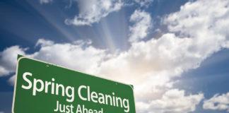 Spring clean Binance