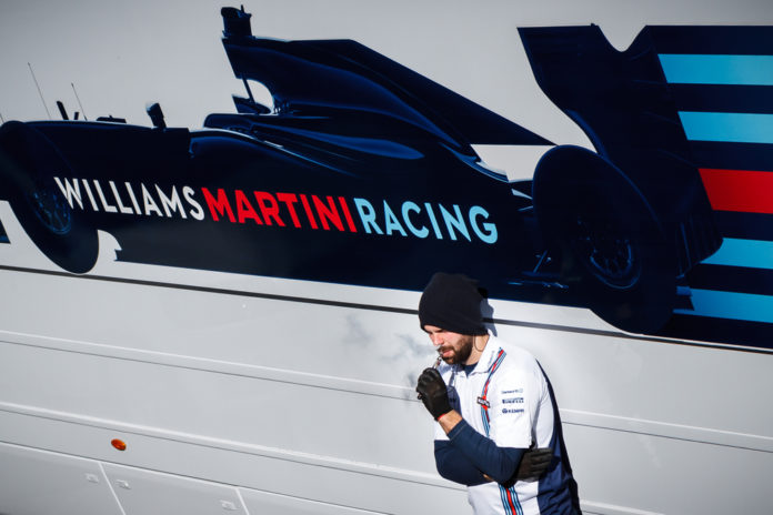 Formula1 Williams Martini Racing partnered with Omnitude to Tap into blockchain technology