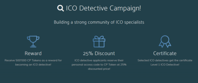 ICO Detective Campaign Rewards Crypto Experts
