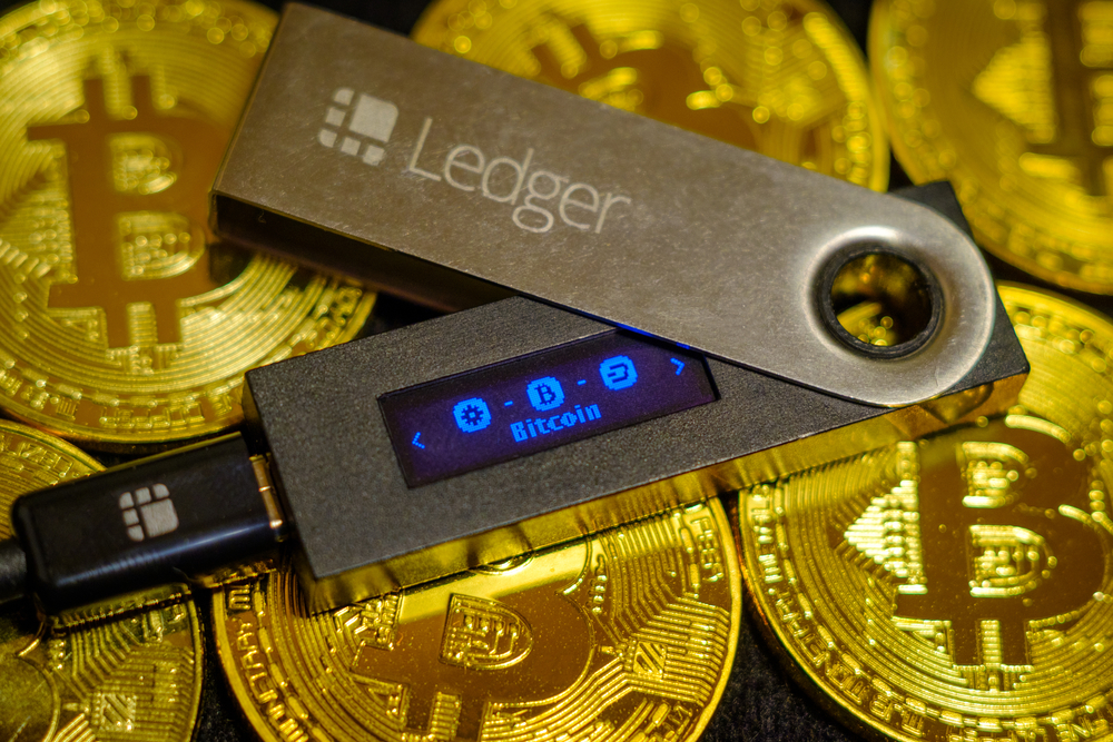 Ledger USB Wallet