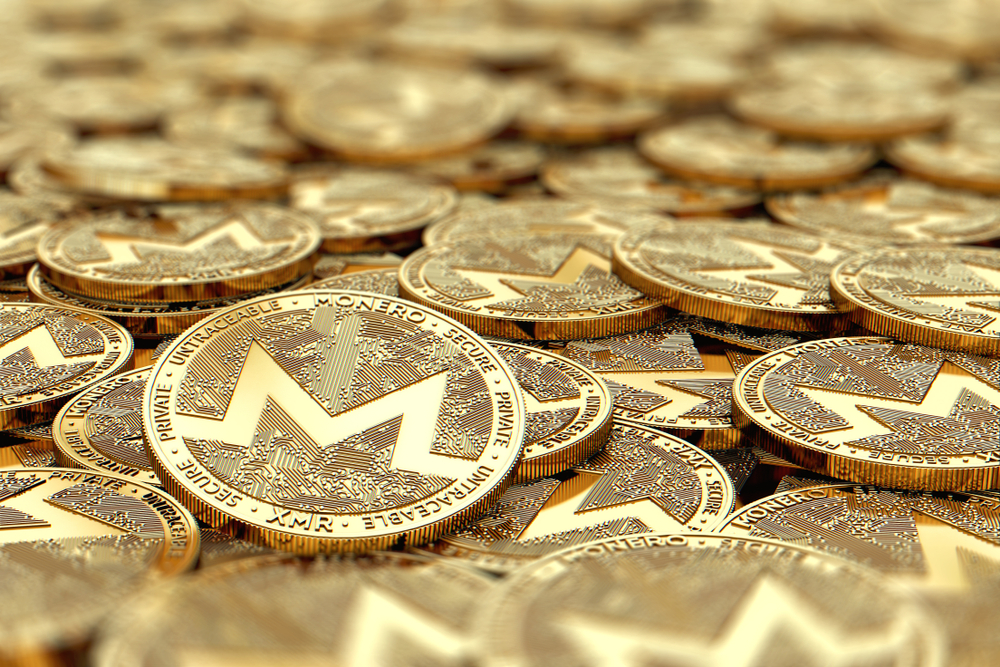 Monero (XMR): Charges drop to minimum after update