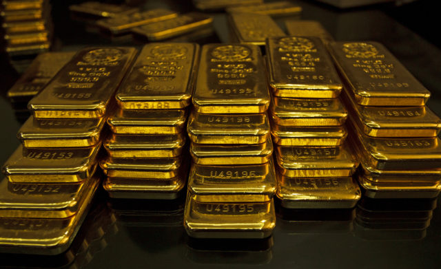 Blockchain Could Track the Globe's Gold Bullion by 2019