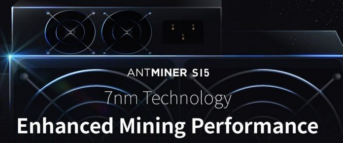 New Bitmain ASICs Antminer S15 and T15