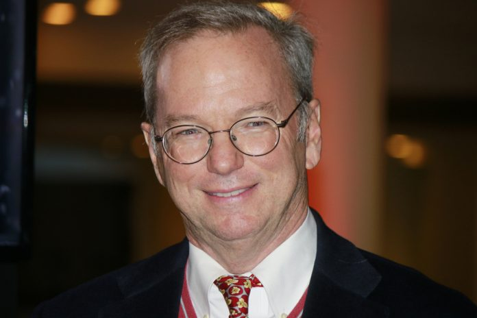 Ex Google CEO Eric Schmidt: Ethereum have the best blockchain