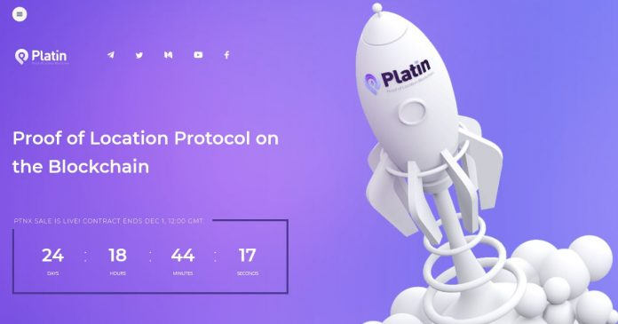 Introducing the World's First Proof of Location Protocol by Platin