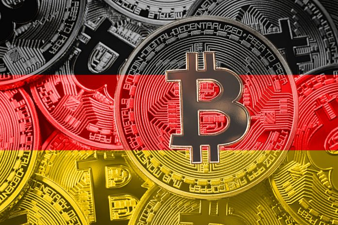 The first Bitcoin bank account in Germany
