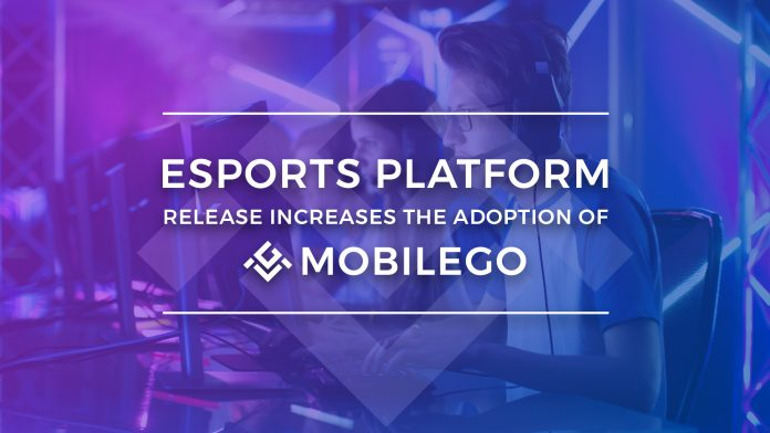 Esports platform release increases the adoption of MobileGO (MGO) tokens