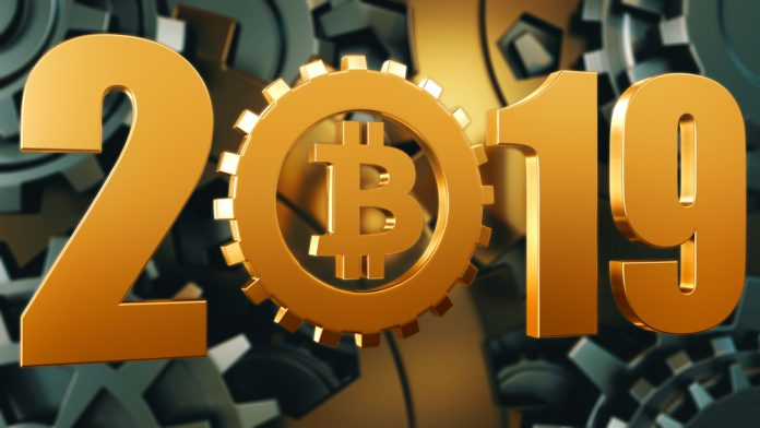 BitcoiWelcome 2019 Bitcoin to the moonn 2019