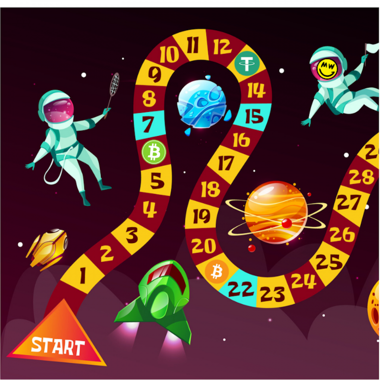 Bitcoin Board Games