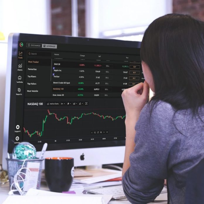 Buy cryptocurrency with leverage