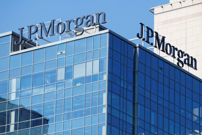 The first cryptocurrency created by a major U.S. bank is here — and it's from J.P. Morgan Chase