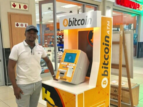 Startup Company Sets up Bitcoin ATM in Botswana