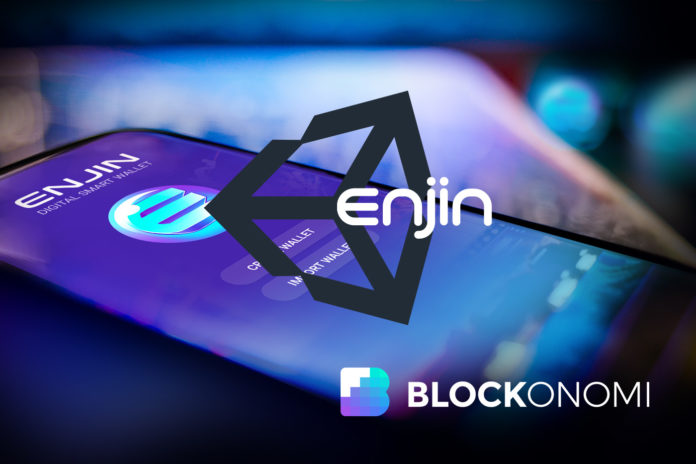 Enjin's Blockchain SDK for Unity Game Engine Will Create New Ways to Connect