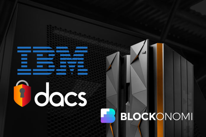 Crypto Custody Solution for Banks Being Powered by IBM Tech
