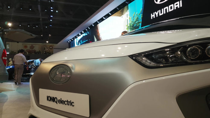 Hyundai uses Blockchain for electric car app