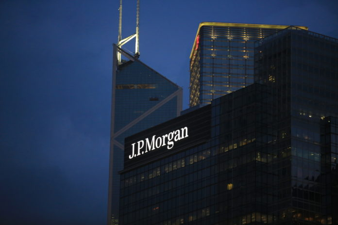 JPMorgan becomes market leader in the use of blockchain