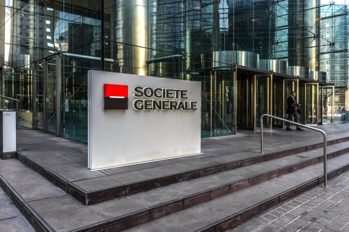 Societe Generale issued the first covered bond as a security token on a public blockchain