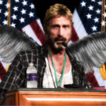 McAfee Promises Semi-Anonymous Crypto Card with His Face on It