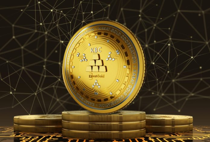 KaratGold Coin (KBC) is the Real Digital Gold