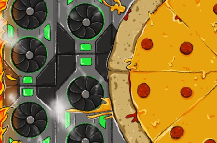 The Man Behind Bitcoin Pizza Day Is More Than A Meme: He's a Mining Pioneer