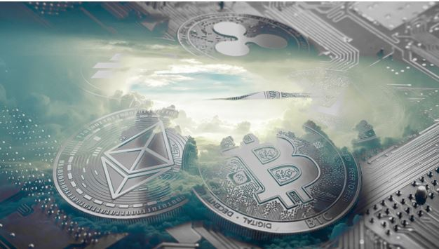 Where does cryptocurrency get its value