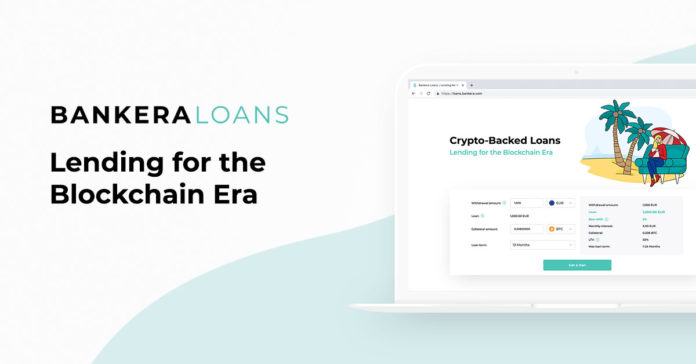 BANKERA LAUNCHES A GLOBAL CRYPTO-BACKED LENDING SOLUTION