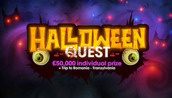 Brave BitStarz Halloween Quest to Win a Trip to Transylvania and €50,000!