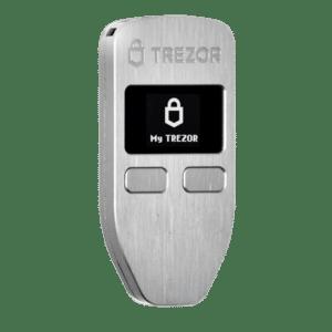 Trezor Wallet One