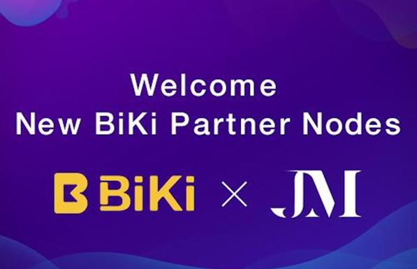 BiKi.com Announces 11th BiKi Partner Node J.M. Consultancy Services Limited