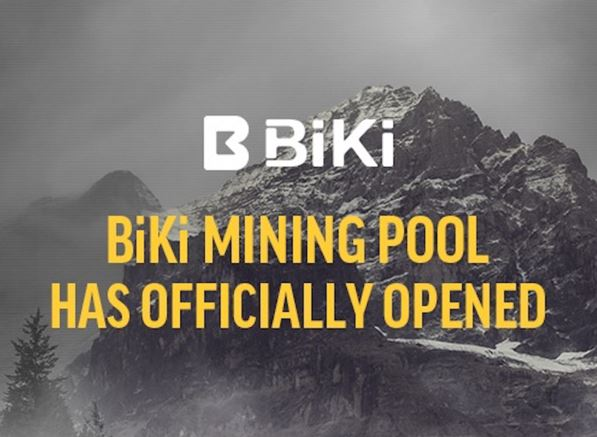 Simplicity and Service at the Core of Newly Launched BiKi Mining Pool