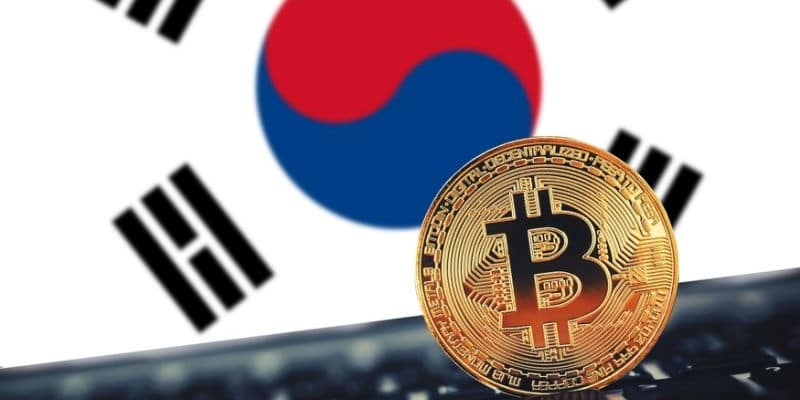 South Korea legal crypto