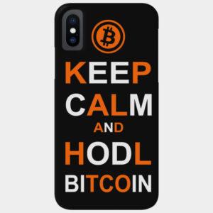 bitcoin phone case
