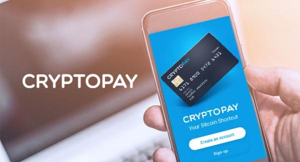 Cryptopay wallet