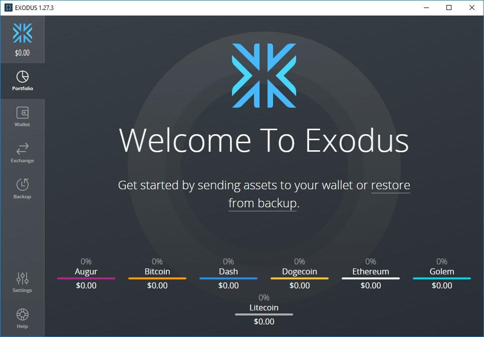Image result for exodusWallet