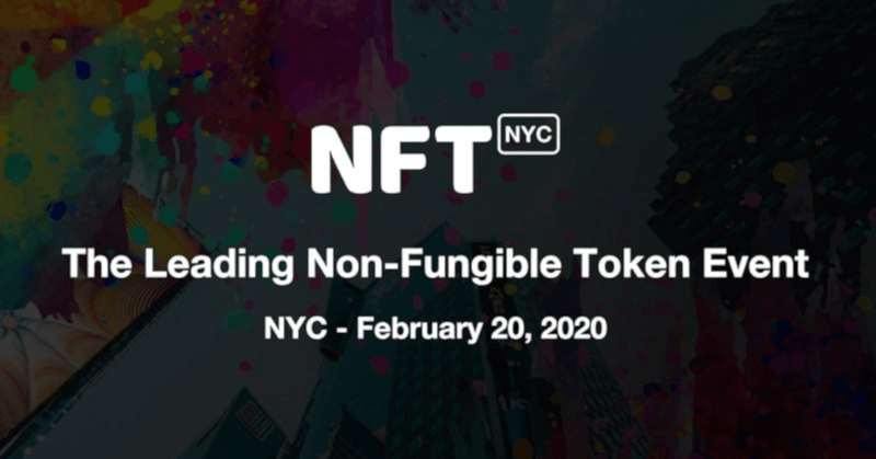 NFT.NYC 2020