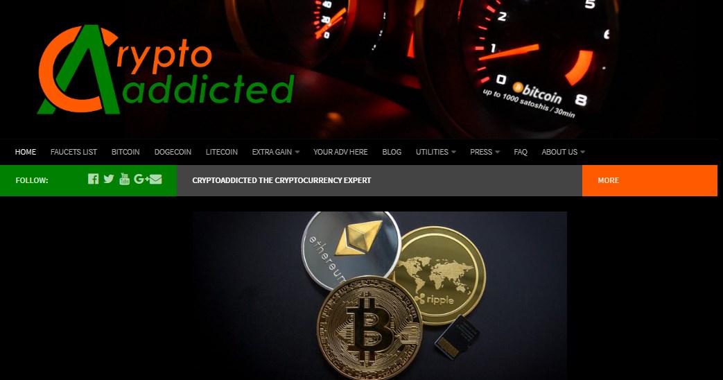 crypto addicted