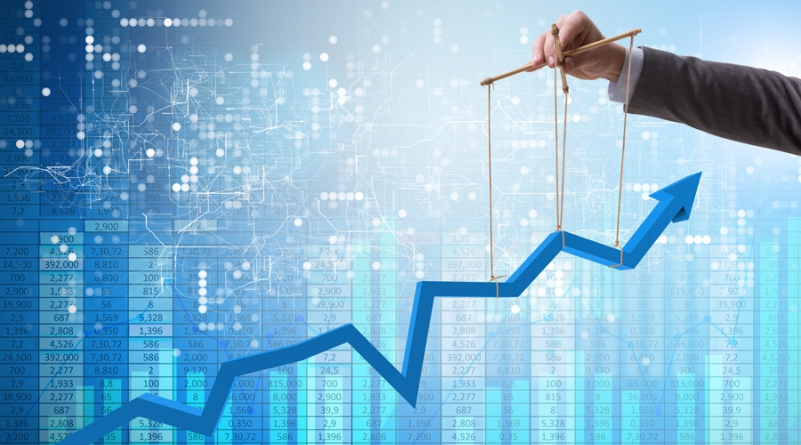 manipulate trading volume
