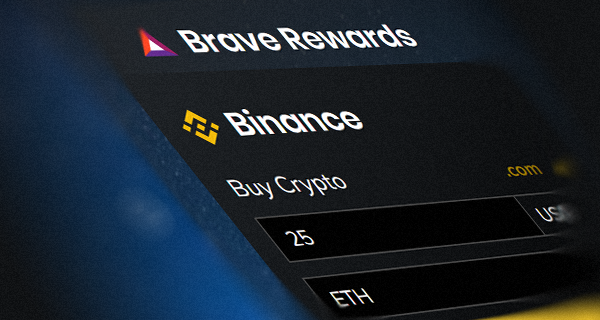 Brave and Binance Partner to Bring Cryptocurrency Trading Directly ...
