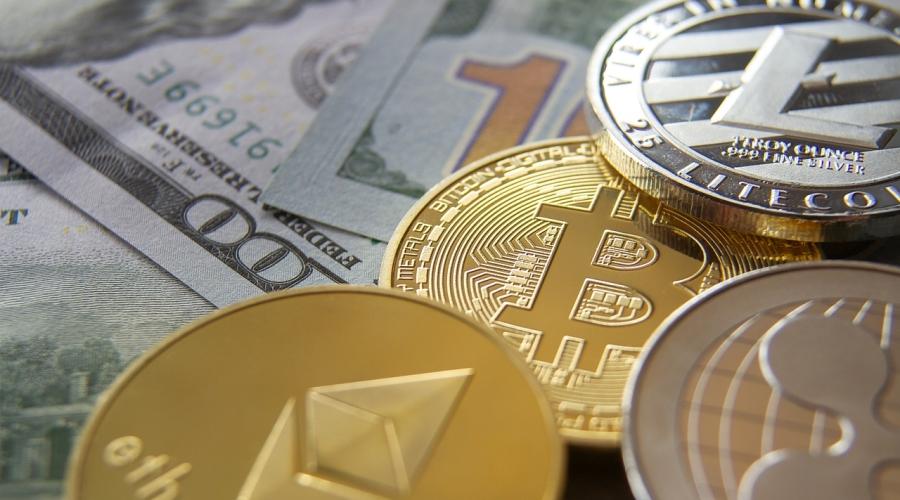 cryptocurrencies vs usd