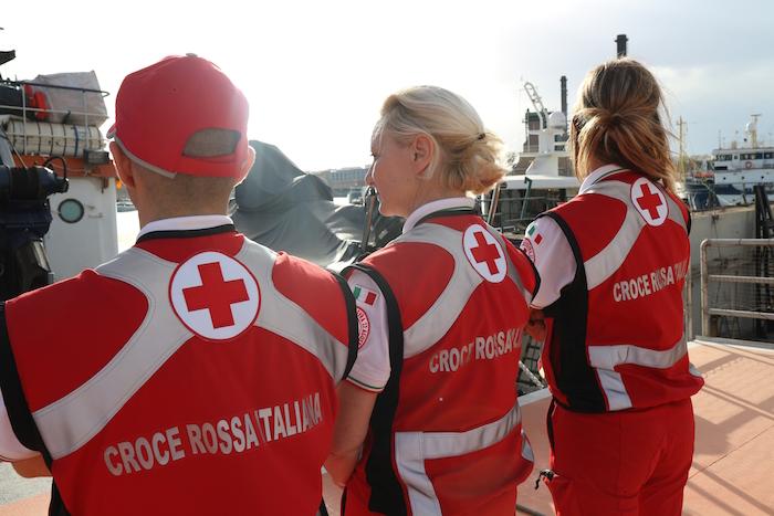 Image result for italian red cross